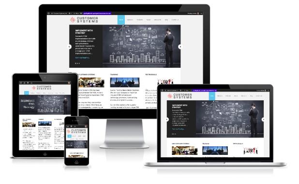 Customer Systems, Inc. WordPress Migration