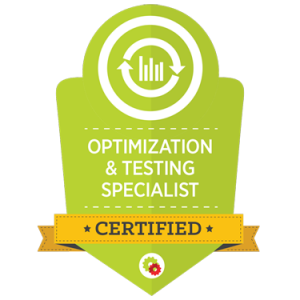 digitalmarketer optimization testing