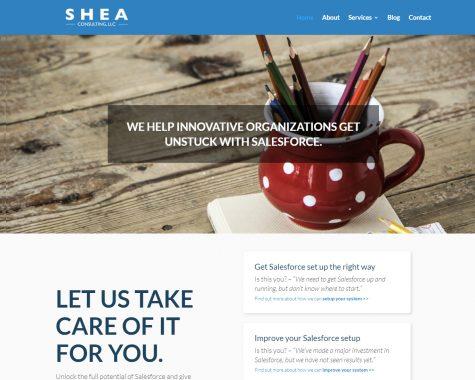 shea-consulting-screenshot