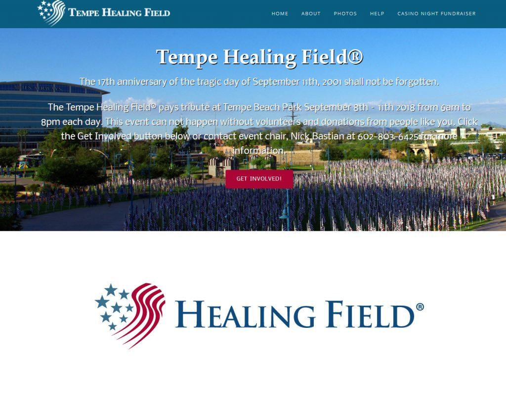 Tempe Healing Field