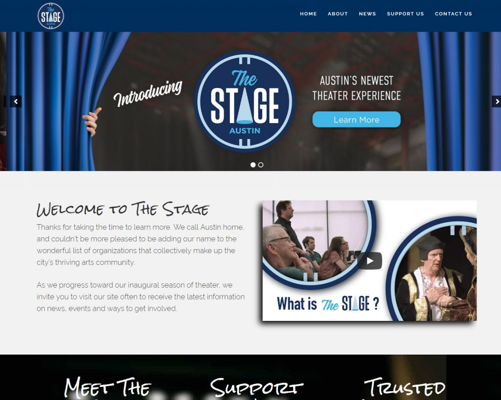 The Stage Austin