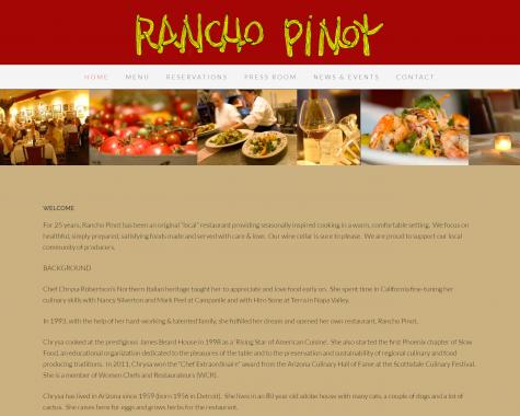 Rancho Pinot